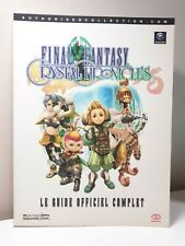 FINAL FANTASY CRYSTAL CHRONICLES GUIDE