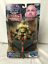 WCW NWO GOLDBERG Ring Fighters World Championship Wrestling Action Figure WWE
