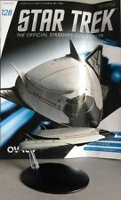STAR TREK Official Starships Magazine #128 OV-165 Model Starship Eaglemoss eng.