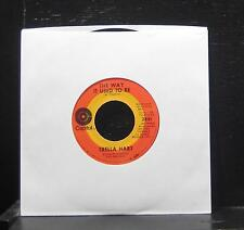 """Trella Hart - Two Little Rooms / The Way It Used To Be VG+ 7"""" 1970 2881 Capitol"""