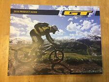 GT Bicycles 2010 Bikes Catalog