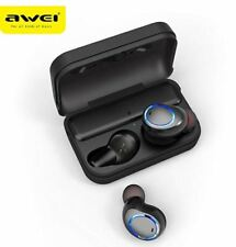 Auricolari Bluetooth 5.0 Stereo True Wireless senza fili Earbuds Awei T3
