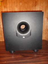 JBL Sub135P Subwoofer Home Audio PC Computer Tested and Works Great