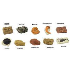 Ancient Fossils Toob Mini Figures Safari Ltd New Toys Educational Figurines Kids