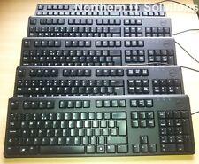 Job Lot of 5 x Dell KB212B USB Standard Keyboard UK QWERTY KB212-B