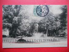NUITS-ST-GEORGES  :  Le jardin de l' Arquebuse.......VO.1907.