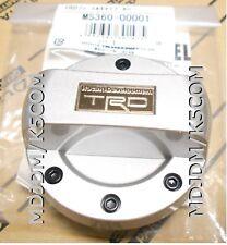 Genuine TRD Fuel Cap Cover  PRIUS PRIUS ALPHA VITZ ALPHARD  TRD/TOYOTA PARTS