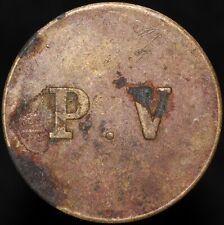 More details for p.v 10c token   tokens   km coins