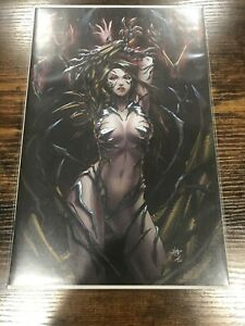 Witchblade 25th Anniversary Edition #1 * NM+ * Virgin Variant Image Creees 🔥🔥