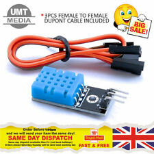 5 X Dht11 Temperature Humidity Module E.g. Arduino Raspberry Pi 5pcs