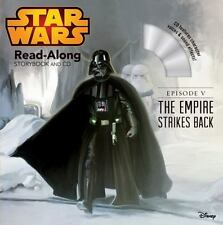 Star Wars: the Empire Strikes Back Read Along Storybook and CD Walt Disney Book