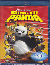 Blu-ray DreamWorks **KUNG FU PANDA** nuovo 2008
