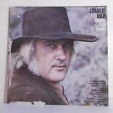 """33T Charlie RICH Disque LP 12"""" BEHIND CLOSED DOORS - EPIC 65716 Frais Rèduit"""