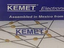 KEMET migliore qualità Multi Strato in ceramica assiale PAC.33 UF 330nF 50V X6 ad2p2