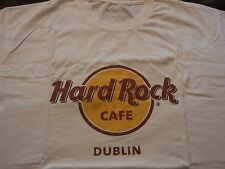 Hard Rock Cafe Dublin Classic Shirt T-Shirt Men Size X-Large