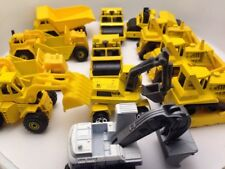 Digger Excavator CAT Hot Wheels Construction Vehicles Lot Of 12