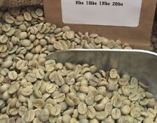 19# BRAZIL SANTOS UNROASTED GREEN COFFEE BEANS.  SHIP FREE.  FINE CUP.