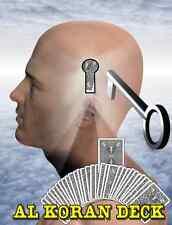 Al Koran Kartenspiel - Mental Zaubertrick - Sie wissen, was der Zuschauer denkt
