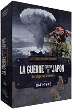 13838/Coffret 4 DVD La guerre contre Japon : les étapes de la victoire 1941-1945