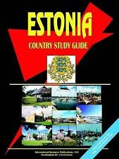 NEW Estonia Country Study Guide by Ibp Usa