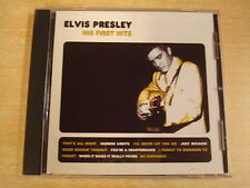 CD / ELVIS PRESLEY - HIS FIRST HITS
