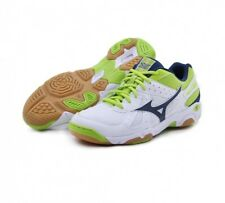 Men's Mizuno Wave Twister 4 White Volleyball Squash Indoor Court Shoes Trainers