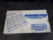 Original Nintendo NES Power Pad Set Box