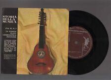 storia della musica disco 33 giri - vol.II - numero 7 - la scuola clavicemballis