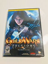Guild Wars Factions Pre-Order Edition PC With Inserts - COMPLETE