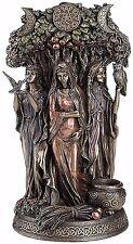 "Danu The Triple Goddess Of The  Tuatha De Danann Veronese Design 10+"""