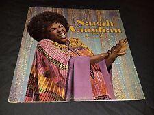 SARAH VAUGHAN A Time In My Life LP 1971 Funk SOUL Mainstream
