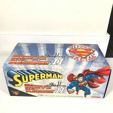 "Steve Kinser #11 ""SUPERMAN"" Action 1/18 Sprint Car 1999 Brand New Never Display"