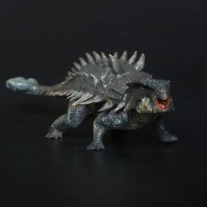 "Jurassic Realistic Dinosaur Polacanthus High Detail Figure Dino Toy Model 8"""