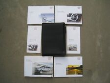 AUDI 2007 Q7  OWNERS MANUAL W/ PAUCH  OEM