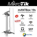 Mikrotik mANTBox 19s Sector Antenna 5GHz with 19dBi and Router Built in