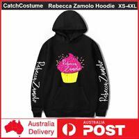 Rebecca Zamolo Hoodie Men Women Hooded Sweatshirt Pullover Sweater Jacket Coat