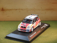 Citroen C2 S1600 Rallye d Antibes 2007 1/43rd Scale no perspex cover