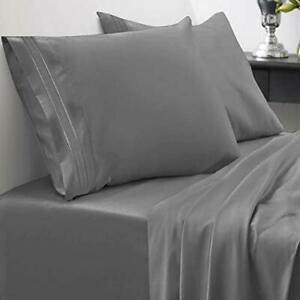 Sweet Home Collection 1800 Thread Count Soft Egyptian Quality Brushed Microfi...