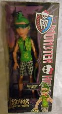 Monster High Boy Doll Scaris City of Frights Deuce Gorgon Son of Medusa