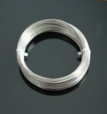 20 Ga Nickel Silver Wire (100 Ft. Coil ) SOFT Craft & Wire Wrapping   USA