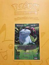 Pokemon Base 1st Blastoise LUXURY CARD custom card Christmas gift