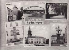 Markenlose Ansichtskarten ab 1945 aus Sachsen-Anhalt