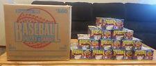 1986 DONRUSS Baseball Wax Box 36 Sealed Packs Case Fresh BBCE  Authentic PSA ?