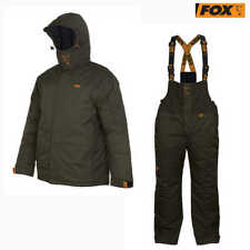 Fox Carp Winter Suit Thermoanzug Jacke+Hose sehr warm Größe z. Auswahl Carp-Shop