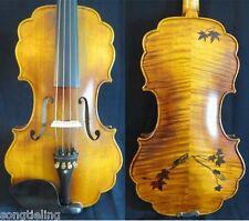 Baroque style SONG Brand Maestro inlaid violin 4/4, big rich sound   #11458