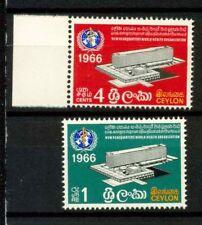 Ceylan 1966 SG 513 Neuf ** 80% OMS HeadquArtrs