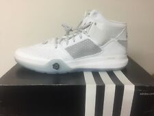 Adidas D Rose IV, White, Men Size 17