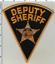 Pike County Deputy Sheriff (Ohio) Shoulder Patch from 1990