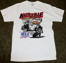 Knoxville Iowa Race T-Shirt-Sprint Car/Motorcycle Flat Track