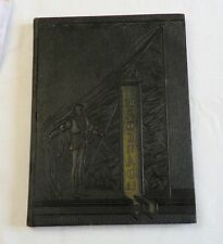 "1935 ""The LATIPAC"" Yearbook for Needham Broughton High School, Raleigh, NC"